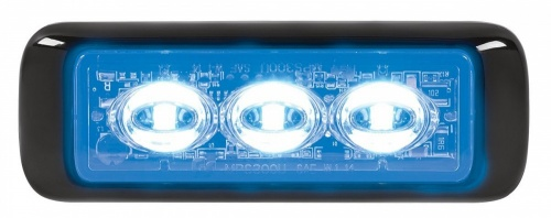 Federal Signal Estrobo MicroPulse Ultra, LED, 12V, Azul