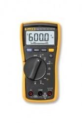 Fluke Multímetro, 6000 - 0.001V, LCD