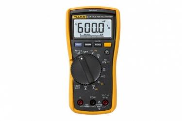 Fluke Multímetro con Detector de Tensión, 6000 - 0.001V