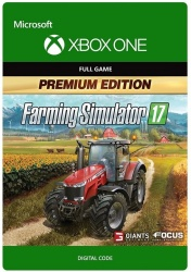 Farming Simulator 17 Premium Edition, Xbox One ― Producto Digital Descargable