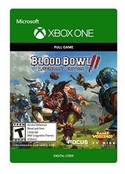 Blood Bowl 2: Legendary Edition, Xbox One ― Producto Digital Descargable
