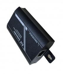 Folksafe Extensor de PoE FS-PSE1001-E10, 10/100 Mbit/s, IEEE 802.3af