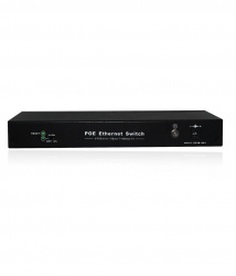 Switch Folksafe Fast Ethernet FS-S1008EP-2G, 8 Puertos 10/100Mbps, 2000 Entradas - No Administrable