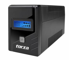 No Break Forza Power Technologies SL-761LCD, 375W, 750VA, Entrada 89-145V