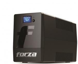 No Break Forza Power Technologies SL-801UL, 480W, 800VA, Entrada 89-145 V, Salida 108-120V, 6 Contactos