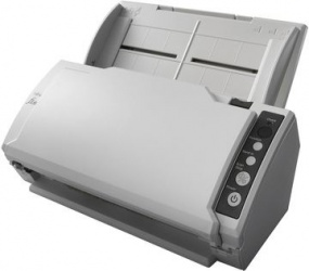 Scanner Fujitsu FI-6110, 600 x 600 DPI, Escáner Color, Escaneado Dúplex, USB 2.0