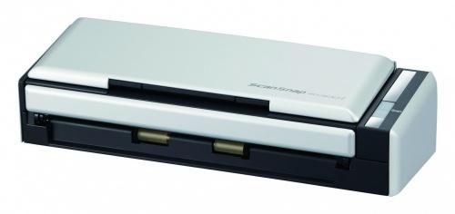 Scanner Fujitsu ScanSnap S1300i, Escáner Color, Escaneado dúplex, USB 2.0, Negro/Plata
