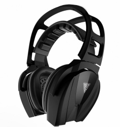 Gamdias Audifonos Gamer EROS ELITE GHS-3600, Alámbrico, 1.2 Metros, 3.5 mm, Negro