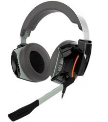 Gamdias Audífonos Gamer HEPHAESTUS P1 RGB 7.1, Alámbrico, 1.8 Metros, USB, Negro