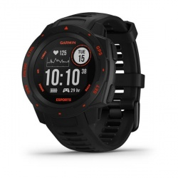 Garmin Smartwatch Instinct eSports, Bluetooth, Android/iOS, Negro