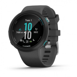 Garmin Smartwatch Swim 2, Touch, Bluetooth, Android/iOS, Negro - Resistente al Agua