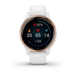 Garmin Smartwatch Venu 2S, Touch, Bluetooth, Android/iOS, Oro Rosado- Resistente al Agua