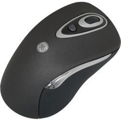 Mouse General Electric Láser 98536, RF Inalámbrico, 1600DPI, Gris
