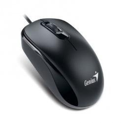 Mouse Genius Óptico DX-110, Alámbrico, PS/2, 1000DPI, Negro
