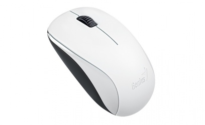 Mouse Genius BlueEye NX-7000, Inalámbrico, USB, 1200DPI, Blanco