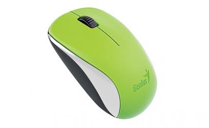 Mouse Genius BlueEye NX-7000, Inalámbrico, USB, 1200DPI, Verde