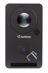 Geovision Lector de Tarjeta Inteligente GV-CS1320, RS-485, 100.000 Usuarios, hasta 3 Metros, Negro