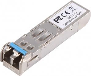 QNAP Módulo Transceptor GV-LC10 SFP, LC, 1000Mbit/s, 10.000 Metros, 1310nm