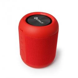 Getttech Bocina Portátil Loud, Bluetooth, Inalámbrico, 5W RMS, Rojo