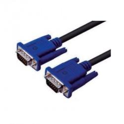 Getttech Cable VGA Macho - VGA Macho, 1.5 Metros, Negro