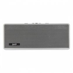 Ghia Bocina Portátil BX500, Bluetooth, Inalámbrico, 10W RMS, USB, Gris