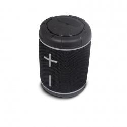 Ghia Bocina Portátil BXSUB, Bluetooth, 2.0, 10W RMS, USB, Negro - Resistente al Agua