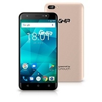 "Smartphone Ghia QS702 5.5"", 1280 x 720 Pixeles, 3G, Android 7.0, Oro"