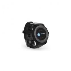 Ghia Smartwatch Draco, GPS, Bluetooth 4.0, Negro - Resistente al Agua