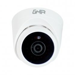 Ghia Cámara CCTV Domo IR para Interiores GCV-008, Alámbrico, 1920 x 1080 Pixeles, Día/Noche