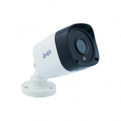 Ghia Cámara CCTV Bullet IR para Exteriores GCV-010, Alámbrico, 1920 x 1080 Pixeles, Día/Noche