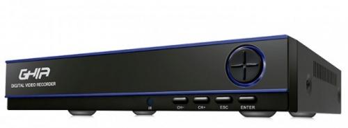 Ghia DVR de 8 Canales GDV-006 para 1 Disco Duro, max. 6TB, 1x HDMI, 1x VGA