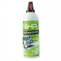 Ghia GLS-003 Aire Comprimido para Remover Polvo, 330ml