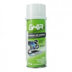Ghia Limpiador de Tarjetas GLS-006, 454ml