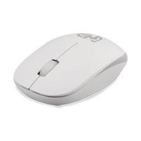 Mouse Ghia GM300BG, RF Inalámbrico, 1000DPI, Blanco