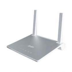 Router Ghia Ethernet GNW-W1, Inalámbrico, 300Mbit/s, 3x RJ-45, 2.4GHz
