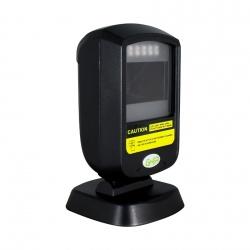 Ghia GSOM2 Lector de Código de Barras Fijo 1D/2D - Incluye Cable USB