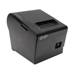 Ghia GTP582 Impresora de Tickets, Térmica Directa, 203 x 203 DPI, USB, Negro