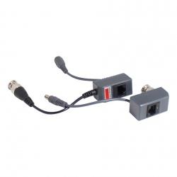 Ghia Transceptor Activo de Video y Energía GVA-005, 1 Par