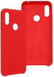Ghia Funda con Mica AC-8998 para Huawei Y6S, Rojo