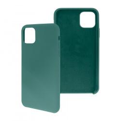 Ghia Funda de Silicona con Mica AC-8902 para Iphone 11 Pro, Verde