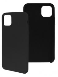 Ghia Funda con Mica AC-8893 para iPhone 11 Pro Max, Negro