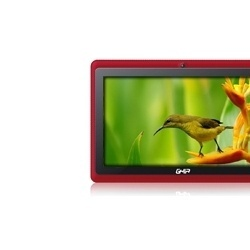 Tablet Ghia ANY Quattro+ 7'', 8GB, 800 x 480 Pixeles, Android 4.4, WLAN, Rojo