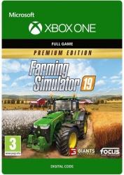 Farming Simulator 19 Premium Edition, Xbox One ― Producto Digital Descargable