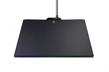 Mousepad Gamer Gigabyte GP-AORUS P7, 34cm x 24cm, Grosor 4.6mm, Negro