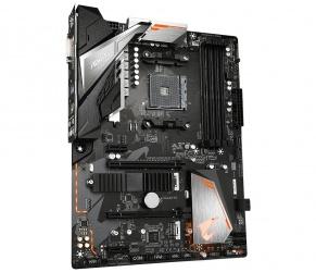 Tarjeta Madre AORUS ATX B450 Elite V2, S-AM4, AMD B450, HDMI, 128GB DDR4 para AMD ― Requiere Actualización de BIOS para Ryzen Serie 5000