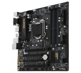 Tarjeta Madre Gigabyte Micro ATX GA-B250M-D3H, S-1151, Intel B250, HDMI, 64GB DDR4 para Intel