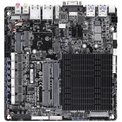 Tarjeta Madre Gigabyte Mini ITX GA-IMB1900TN, Intel Celeron J1900 Integrada, 1x HDMI, 16GB DDR3L para Intel