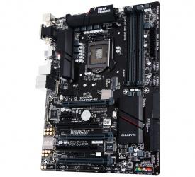 Tarjeta Madre Gigabyte ATX GA-Z170XP-SLI, S-1151, Intel Z170, HDMI, 64GB DDR4, para Intel ― Requiere Actualización de BIOS para trabajar con Procesadores de 7ma Generación