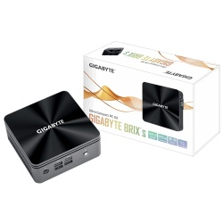 Gigabyte GB-BRI3H-10110 (rev. 1.0), Intel Core i3-10110U 2.10GHz (Barebone)
