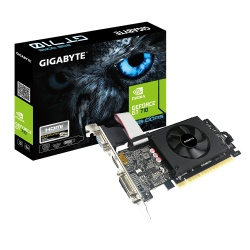Tarjeta de Video Gigabyte NVIDIA GeForce GT 710 Gaming, 2GB 64-bit GDDR5, PCI Express x8 2.0